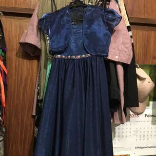 Kid's Gown for Rent