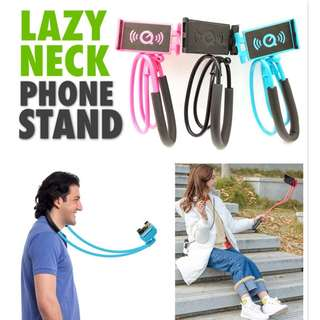 LAZY NECK Phone / Tablet Stand