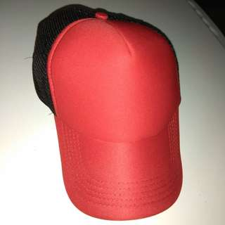 NEW SNAPBACK POLOS RED