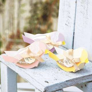[Wedding Favors] Petite Dove Cookies - Set of 20 pcs