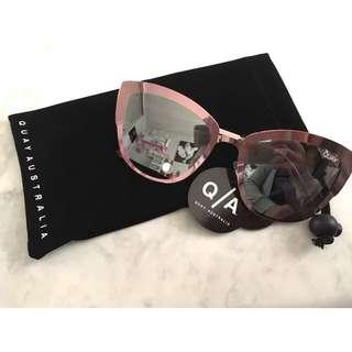 New With Tags Quay Australia Super Girl Sunglasses