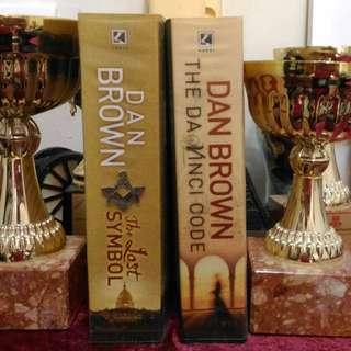 丹·布朗 Dan Brown 達·芬奇密碼 失落的秘符  The Da Vinci Code The Lost Symbol