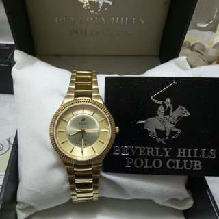 Beverly Hills Polo Club Watch #15Off