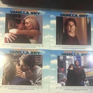 Limited edition Tom Cruise Vanilla Sky photo prints