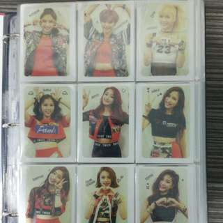 WTS TWICE The Story Begins Full Photocard Set