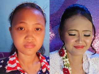 Jasa makeup wedding,graduation,party