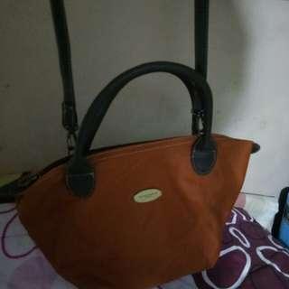 Sophie martin sling bag orange