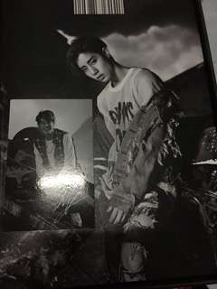 GOT 7 Turbulence album Mark PB & PC