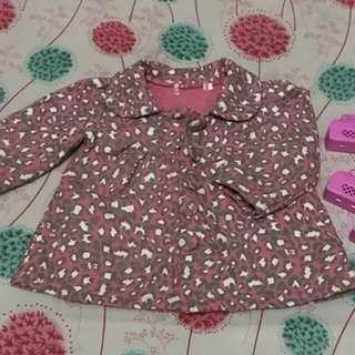 Pink Classy Jacket