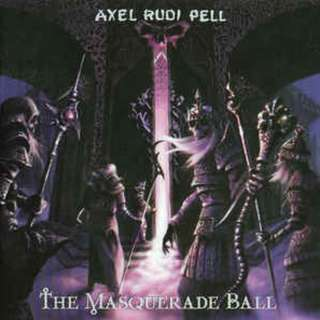 Axel Rudi Pell ‎– The Masquerade Ball CD