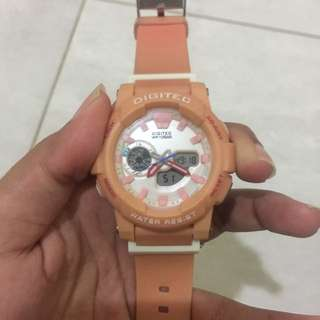 Jam Tangan Digitec Anti Air