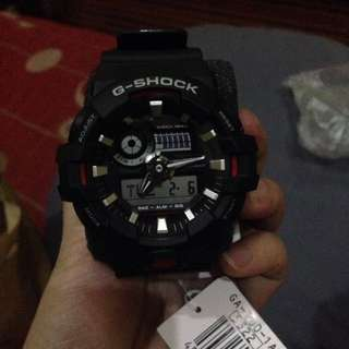 Auth G-Shock