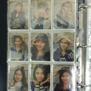 WTS Twice Page Two Photocard Set (No Lenti)