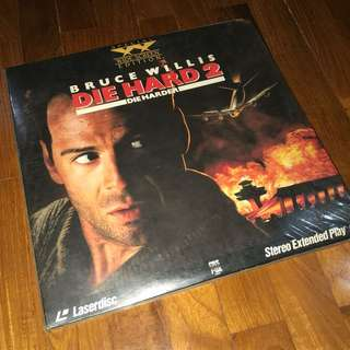Die hard laser disc