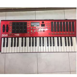 Urgent sale AKAI MIDI Keyboard