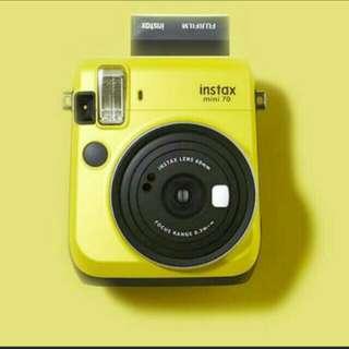 #reduced Instax Camera Mini 70
