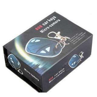 Keychain hidden security Camera