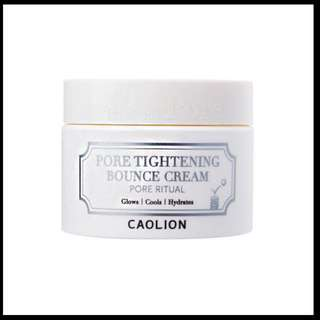 Caolion Pore Tightening Bounce Cream 20g X2