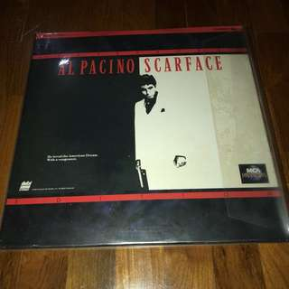 Alpacino scarface disc