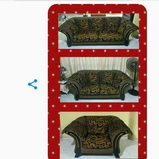3 + 2 + 1 sofa set