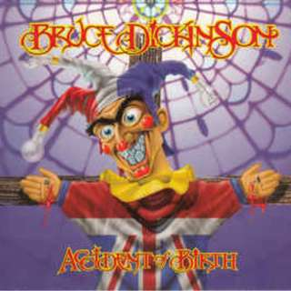 Bruce Dickinson ‎– Accident Of Birth 2 CDS Includes 9Demos Slipcase