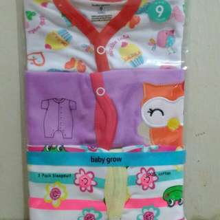 Baby Grow jumpsuit bayi