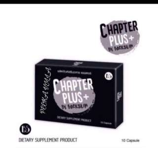Chapter plus +