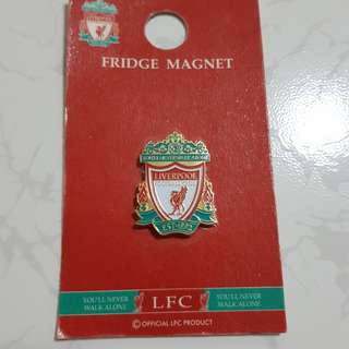 Liverpool Fridge Magnet
