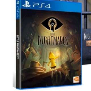 Little Nightmares PS4 game