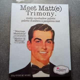 Meet Matt(e) Trimony