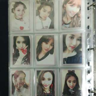 WTS Twicecoaster Lane 2 Full Photocard Set