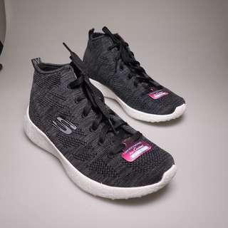 Skechers Sport Women's Burst Divergent Demi Boot Sneaker (Limited Japan design)
