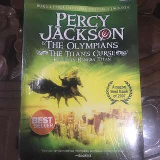 novel percy jackson & the olympians the titans xutsw