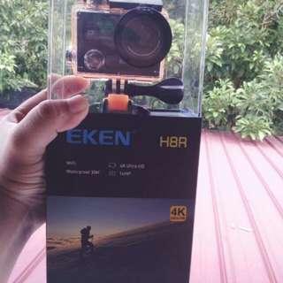 action camera eken h8r