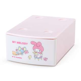 Japan Sanrio My Melody Mini Stacking Case with Memo