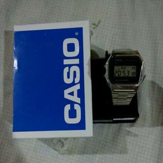 Classic Casio Watch