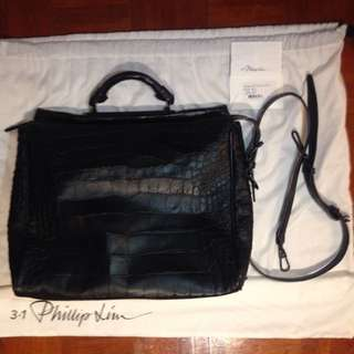 SALE!!! 3.1 PHILLIP LIM  極新 large 'Ryder' satchel bag