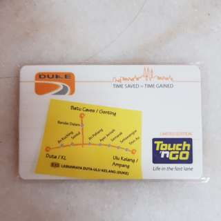 Touch'n Go Card