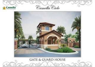 Townhouse in camella homes san jose del monte bulacan