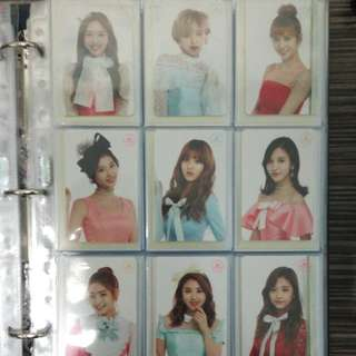 WTS Twiceland The Opening Photocard Set