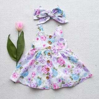 Little floral dress