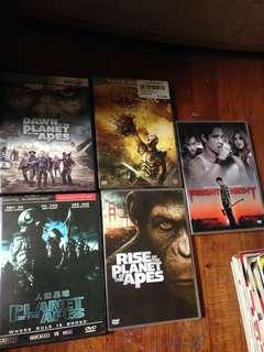 🔥 Dvd movie Lot 8 🔥 sale