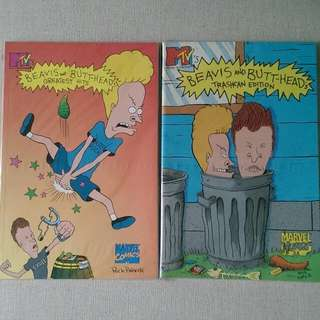 Beavis And Butt-Head Comics