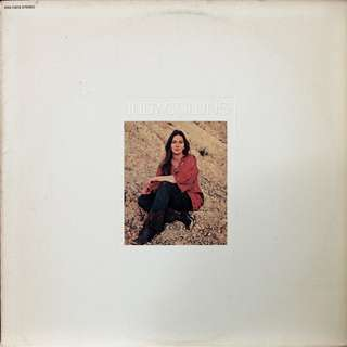 Judy Collins, Vinyl LP, used, 12-inch original (mostly USA) pressing