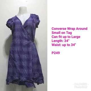 Converse Wrap Around