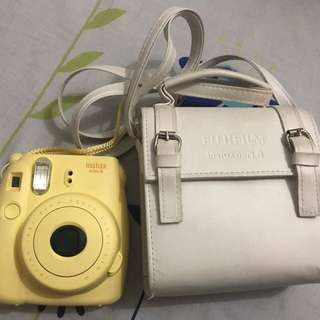Instax Mini 8 Bag White