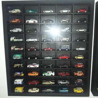 Hotwheels Matchbox Case