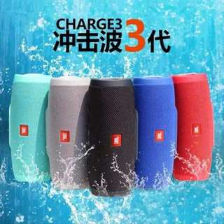 Charge3 Bluetooth Speaker