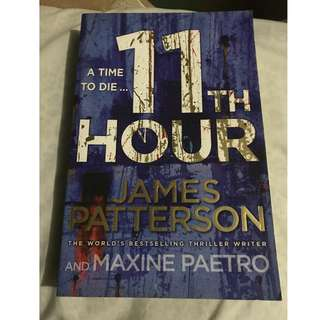 James Patterson 11th Hour