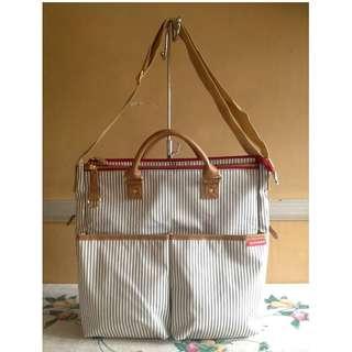 Skip Hop Duo Special Edition Carry All Travel Diaper Bag